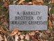 Profile photo:  A. Barkley