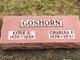 Charles F Goshorn