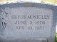 Rufus Montgomery Wigley