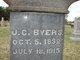 Joseph Crayton Byers
