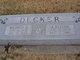 Mildred C. <I>Peddicord</I> Decker