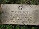 PFC William Edward Elliott Jr.