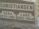 Profile photo:  Sena <I>Frederickson</I> Christiansen