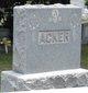 Joel Henry Acker