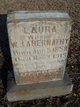 Laura <I>Hunter</I> Abernathy