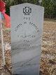 Pvt John H. Tedder