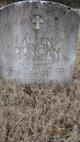 Allen Duncan