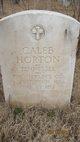 Caleb Horton