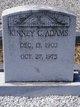 Kinney C Adams
