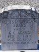 Nettie Lee <I>Pearson</I> Adams
