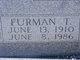 Furman T Adams