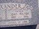 John Milton Alexander
