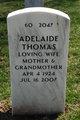 Profile photo:  Adelaide E Clark