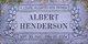 Profile photo:  Albert Henderson, Sr