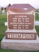 Amos Robbins Thompson