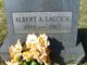 Profile photo:  Albert A. Lacock