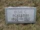 Elsie C Ackerman