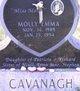 "Molly Emma ""Miss Molly"" Cavanagh"
