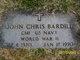John Chris Bardill