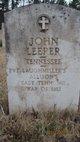 John Leeper