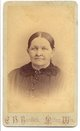 Profile photo:  Maria Helen <I>Douw</I> Dickinson