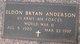 Eldon Bryan Anderson
