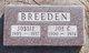 Joe Cahoun Breeden