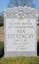 Ada Szerencsy