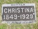 Profile photo:  Christine <I>Dierking</I> Alpers