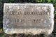 Adelia Emerine <I>Fox</I> Brookshire
