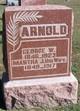 George W Arnold