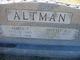Myrtle L. <I>Way</I> Altman