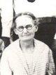 Nannie Elizabeth <I>Doss</I> Dikes