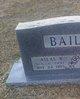 Profile photo:  Atlas B. Bailey