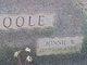 Jonnie W Poole