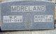 Nancy Jane <I>Harrelson</I> Moreland