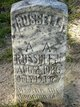 Profile photo:  A. A. Russell, Jr