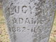 Lucy M Adams