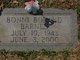 Profile photo:  Bonni Carolyn <I>Boland</I> Barnes