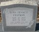Buna Frances Chapman