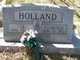 Florence <I>Collier</I> Holland