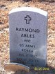 Profile photo:  Raymond Ables