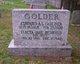Electa Jane <I>Bedford</I> Golder