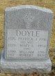 Mary A. <I>Mc Guire</I> Doyle