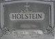 William Henry August Holstein