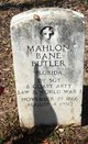 Profile photo:  Mahlon Bane Butler