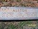 Betty Maudina <I>Cavitt</I> Alston