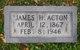James Harvey Acton