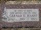 Gerald Eugene Knapp