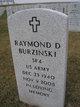 Raymond Dale Burzinski